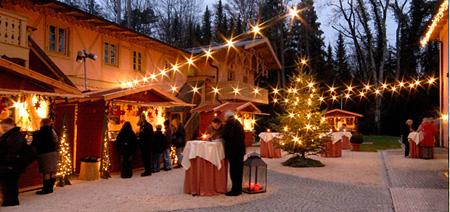 La Villa Weihnachtsmarkt am Starnberger See