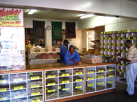 Atlas Trading Company, Bo-Kaap, Kapstadt, Südafrika