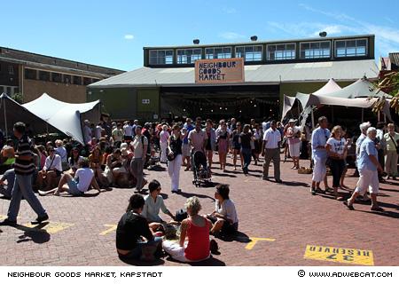 Neighbourgoods Market, Kapstadt, Südafrika