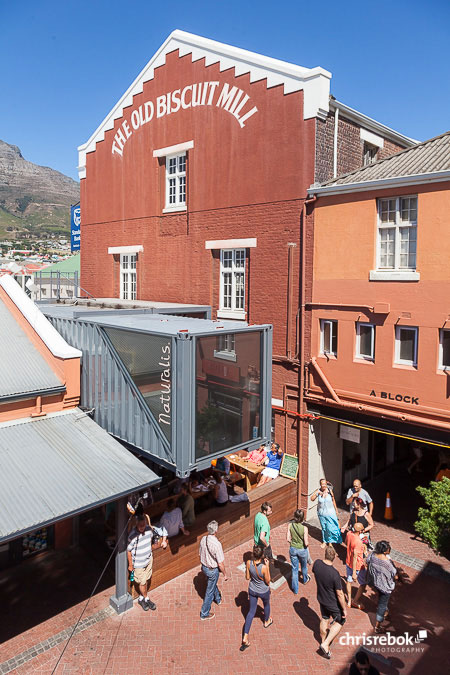 Naturalis, Cape Town by Luke Dale Roberts