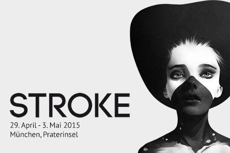 STROKE Artfair 2015 Munich