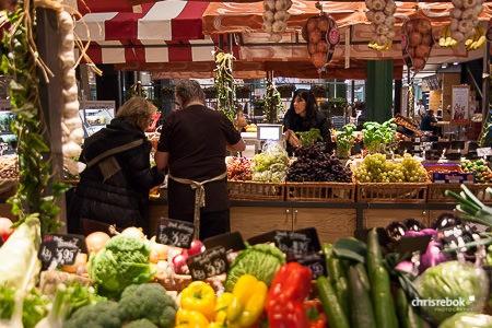 EATALY München - Obst & Gemüse