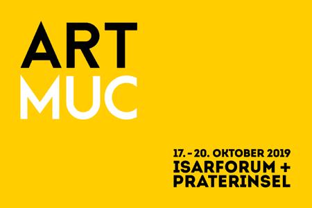ARTMUC 2019 – Kunstevent im Isarforum am Dt. Museum und auf der Münchner Praterinsel