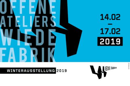 Wiede-Fabrik – Offene Ateliers Winter 2019